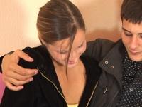 Irina : Irina's hymen tore brutally. : sex scene #3
