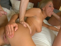 Joyce : Joys found her deflorators on the internet. : sex scene #10