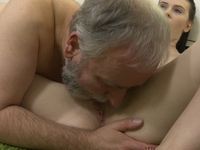 Katia : Katia is a young and sensuous woman who is beautiful and sexy on this day. : sex scene #4