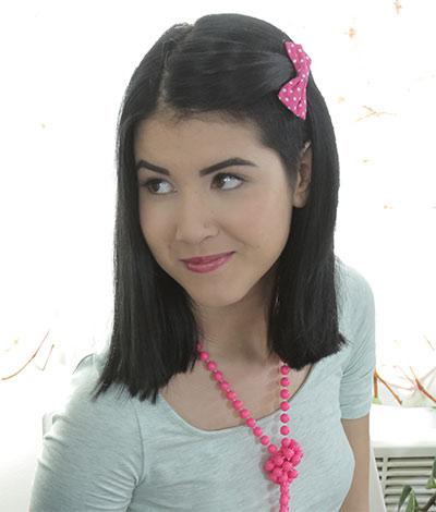 Sexy teen model Jody, 20 yo Jody from 1 Pass For All Sites
