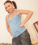 Sexy teen model Olga, 20 yo Olga from I Fucked Her Finally