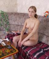 Sexy teen model Alina, 18 yo Alina from I Fucked Her Finally