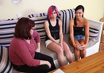 Chloe from SheMadeUsLesbians.com