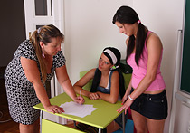 Irene from SheMadeUsLesbians.com