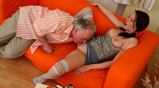 Sex with Young Ilona Free Photo