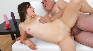 Erotic sex with older men